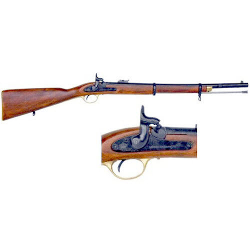 Cival War Musketoon Enfield 1860 (non firing) - Click Image to Close