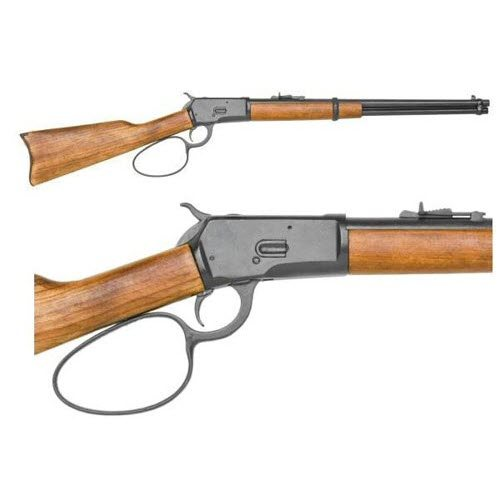 M1892 loop Lever action with bluedfinish - Click Image to Close