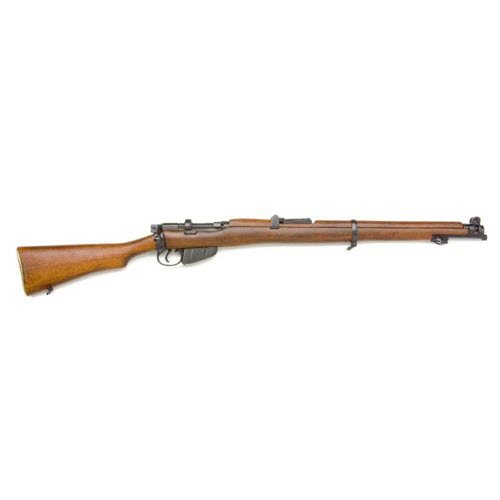 British Lee Enfield rifle - Click Image to Close