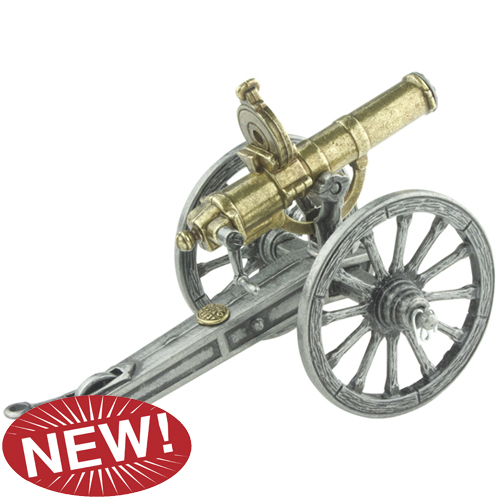 Gatling gun Model 1883 metal - Click Image to Close
