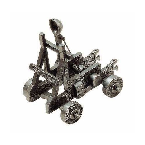 Mini Medieval Catapult - Click Image to Close