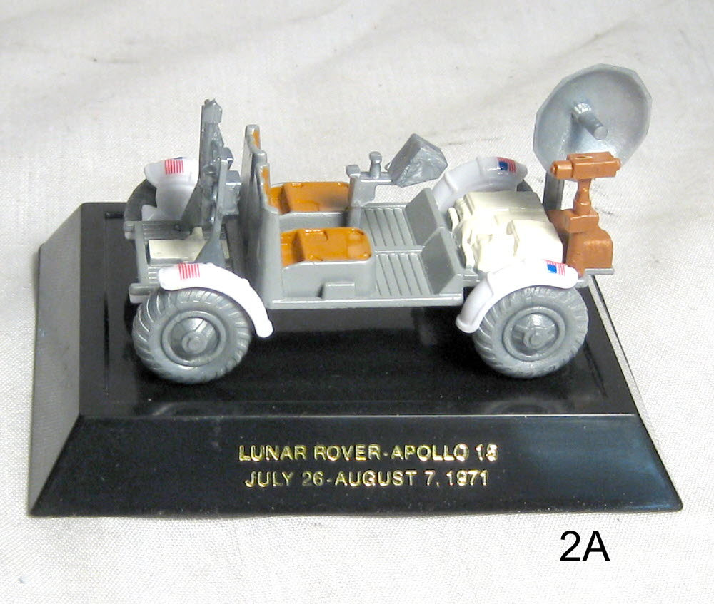 Lunar Rover Apollo 15 - Click Image to Close