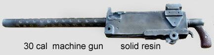 U.S. 1919 30 cal machine gun - Click Image to Close