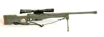 British L-96 Sniper Rifle - Click Image to Close