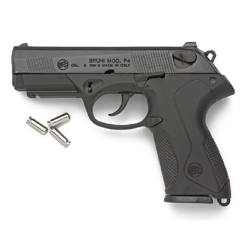 P4 Automatic pistol - Click Image to Close