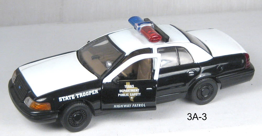 "2000 Ford crown vic ""Texas State Trooper"" - Click Image to Close"