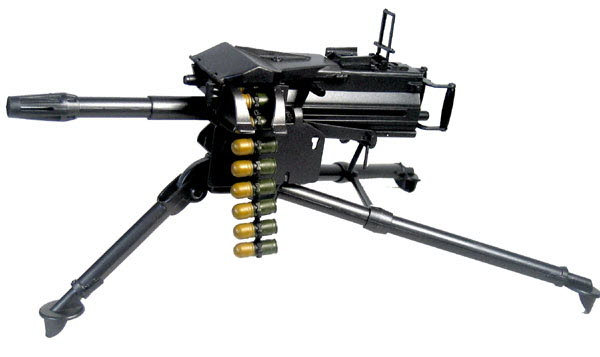 MK-19 automatic grenade launcher - Click Image to Close