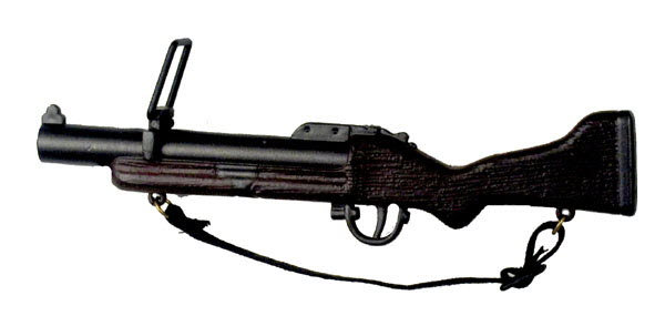 M-79 Grenade launcher - Click Image to Close