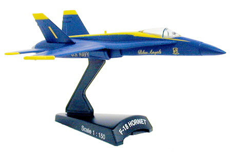 "F/A-18 Hornet U.S.Navy ""Blue Angels"" - Click Image to Close"