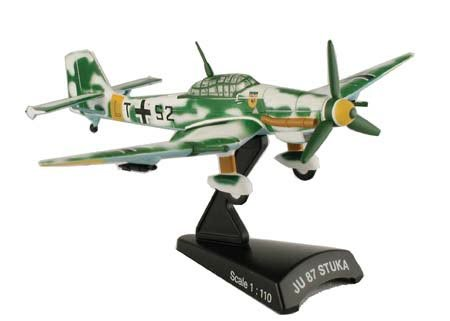 Stuka Ju 87D / StG 77 ( 1/110) - Click Image to Close