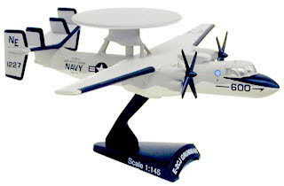 Gruman E-2 Hawkeye (1/145) - Click Image to Close