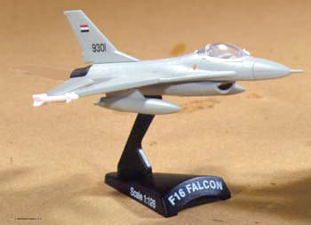 F-16 Falcon (1/126) - Click Image to Close