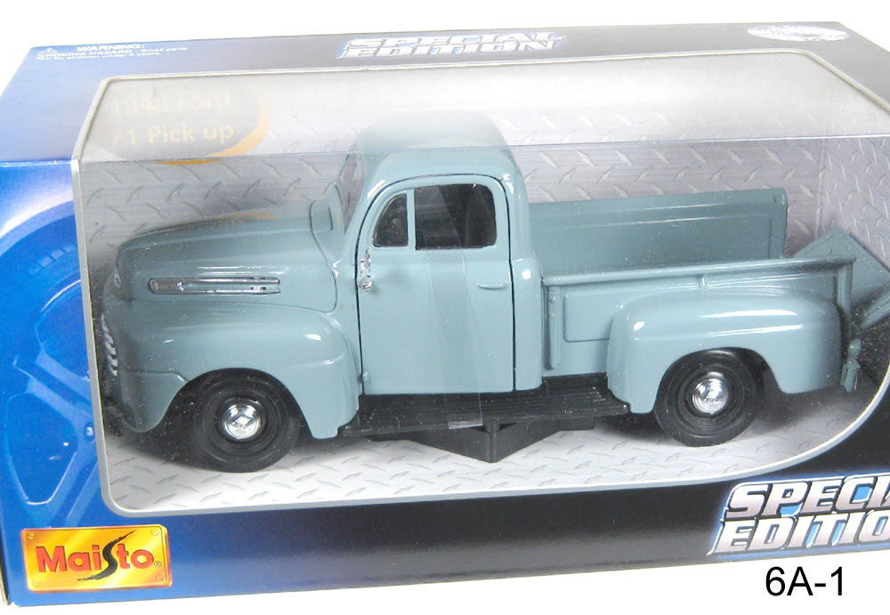 1948 Ford F-1 pick up special edition - Click Image to Close