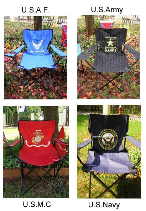Military service Beach Chairs - Click Image to Close
