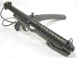 British Sterling L2A3 SMG - Click Image to Close