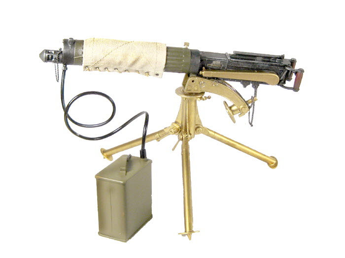 British ww1/2 Vickers machine gun style 2 - Click Image to Close
