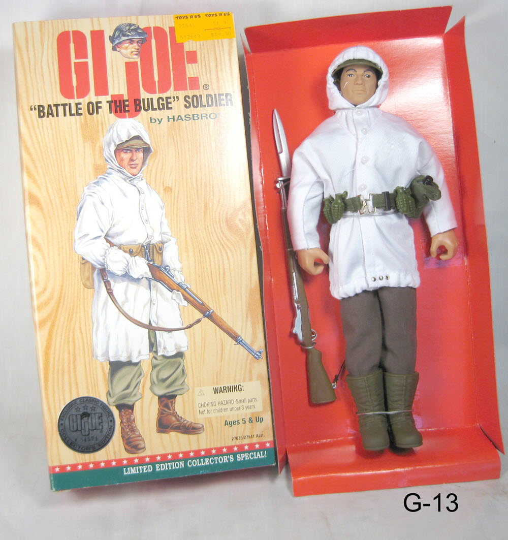 G.I.Joe set ( Battle of the Bulge) Complete - Click Image to Close