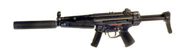 MP5 10A3 with Silencer - Click Image to Close
