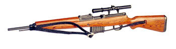 German KAR-43/G43 With scope - Click Image to Close