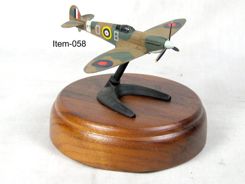 British Spitfire MK 11 - Click Image to Close