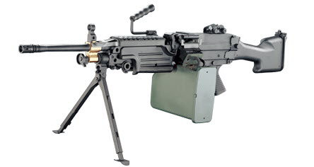 M-249 SAW - Click Image to Close