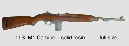U.S. M1 Carbine - Click Image to Close