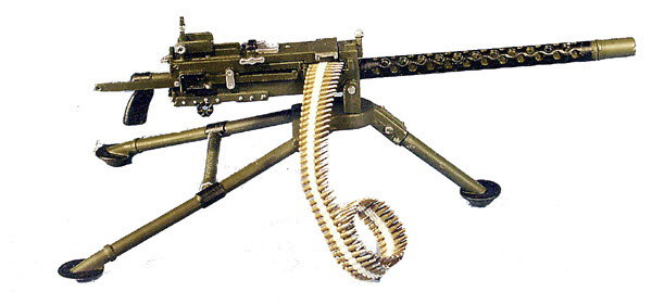 U.S. 30 Cal air cooled machine gun (B) - Click Image to Close