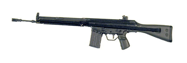 G3A3 Assult rifle std - Click Image to Close