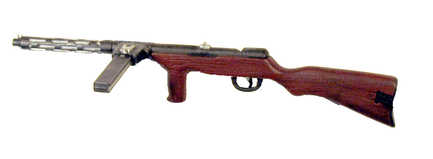 German ERMA sub machine gun - Click Image to Close