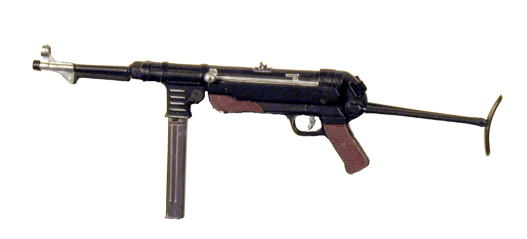 Geramn MP-40 sub machine gun - Click Image to Close