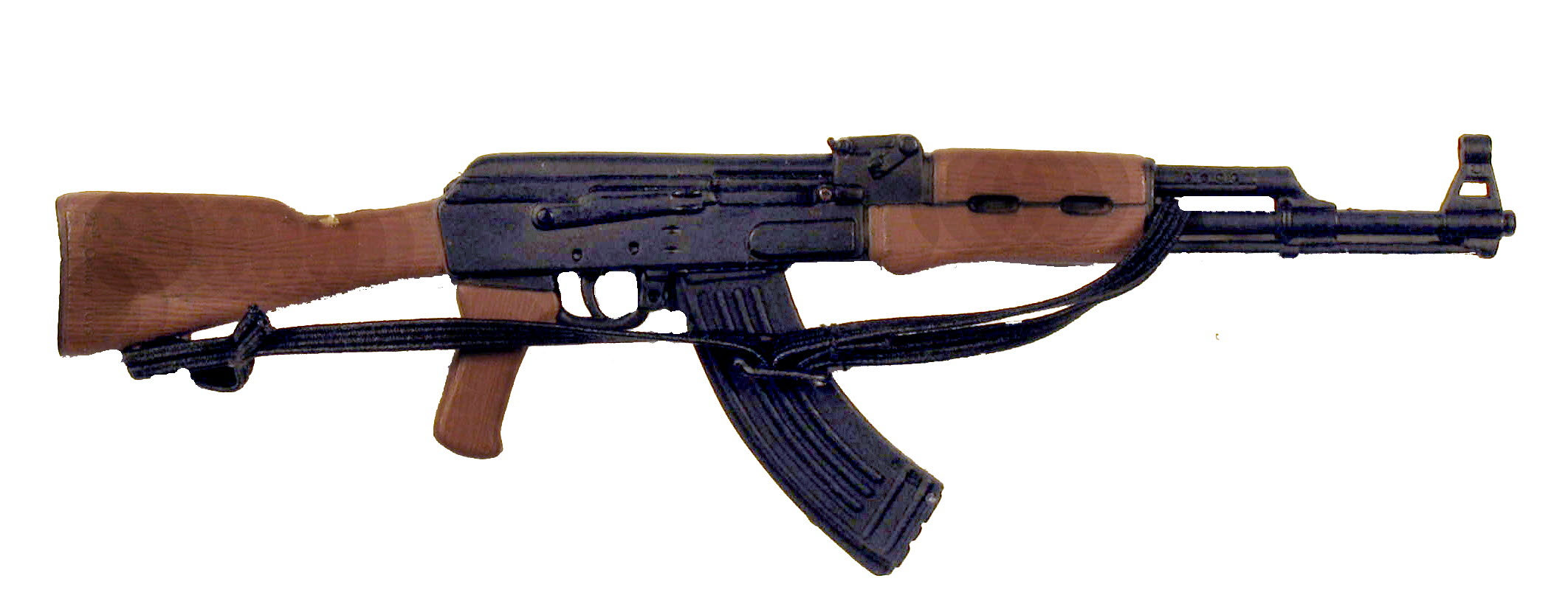 Russian AK-74 std model - Click Image to Close