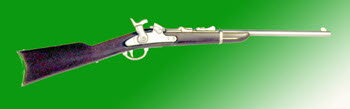 Cavalry carbine --plastic - Click Image to Close