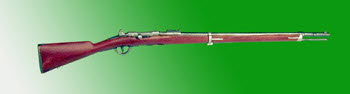 "French "" Chassepot"" rifle"