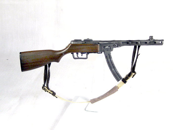 Russian PPHS 41 SMG STYLE 2 ( with clip) - Click Image to Close