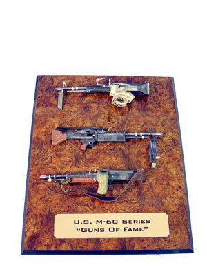 U.S. M-60 series Guns of Fame - Click Image to Close