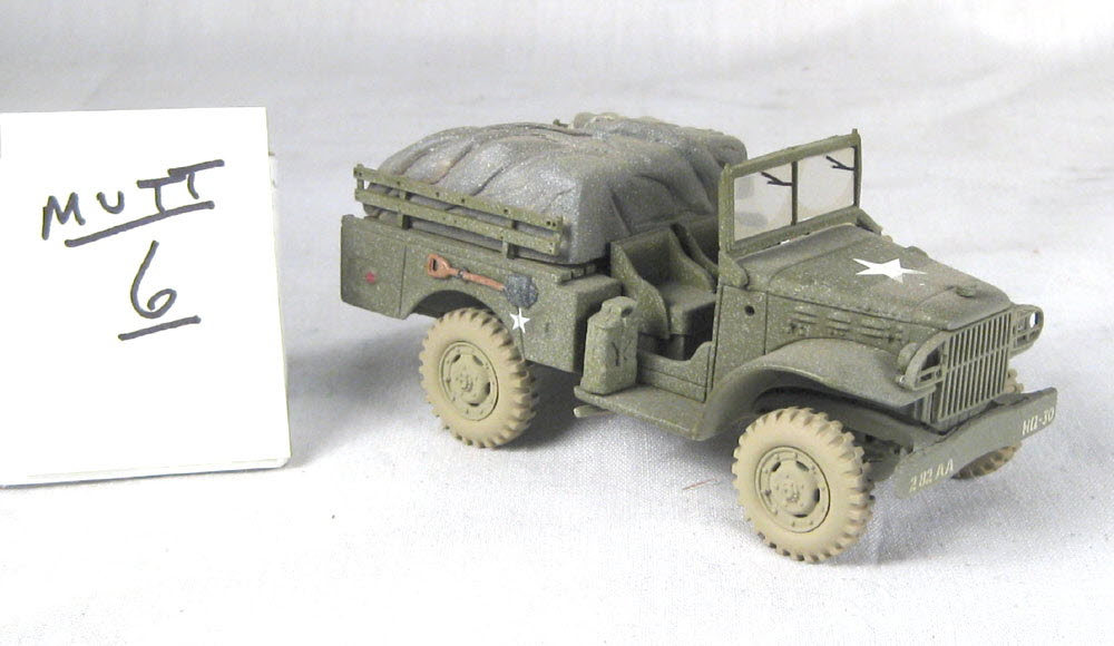 WW2 U.S. Mutt jeep - Click Image to Close