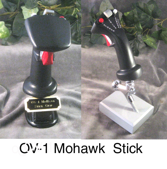 OV-1 Mohawk stick grip - Click Image to Close