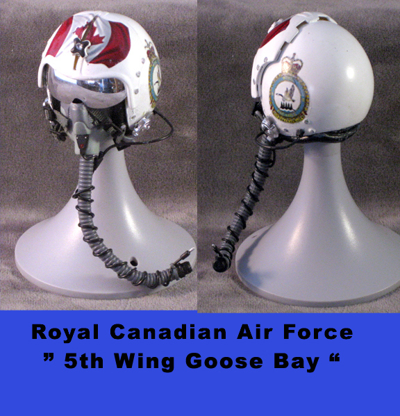 1/6 Royal Canadian Air Force 5th wing Goose Bay - Click Image to Close