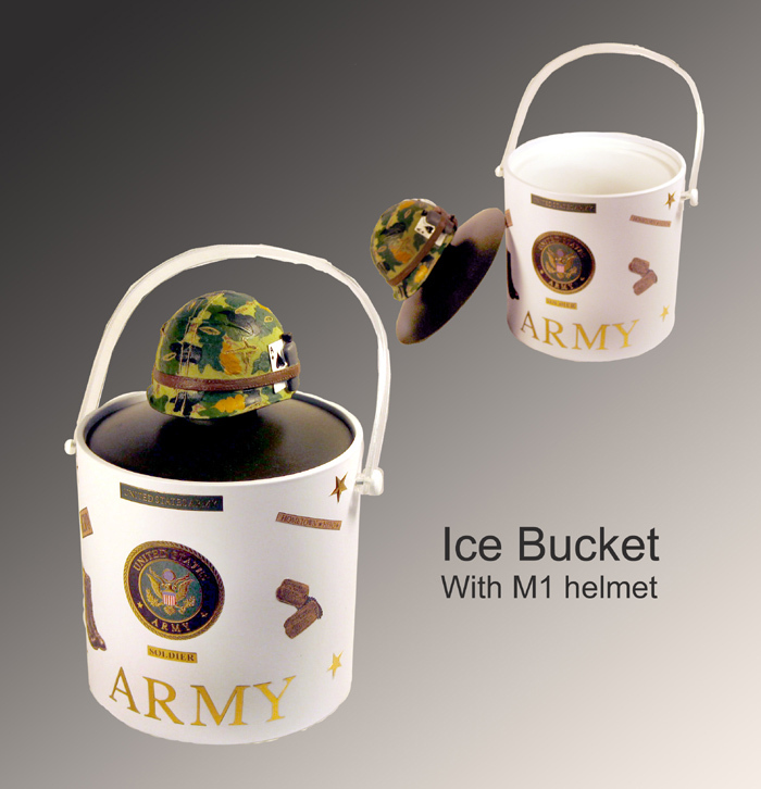 U.S.Army Ice Bucket - Click Image to Close