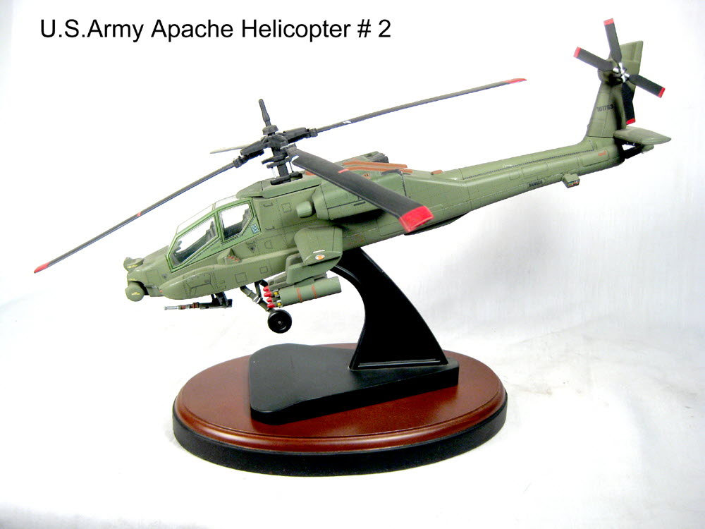 U.S.Army AH-64 # 2 - Click Image to Close