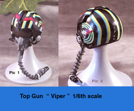 1/6 Viper helmet - Click Image to Close