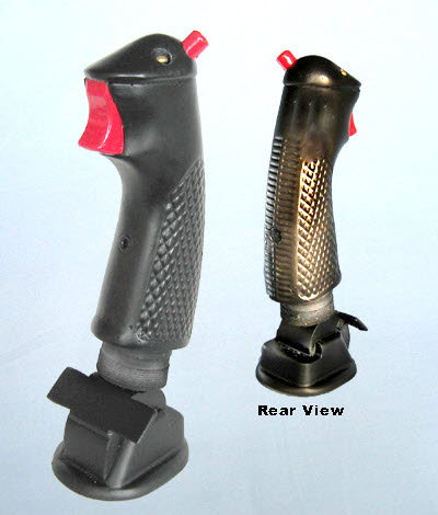 WW2 Fighter stick grip ( Style A ) - Click Image to Close