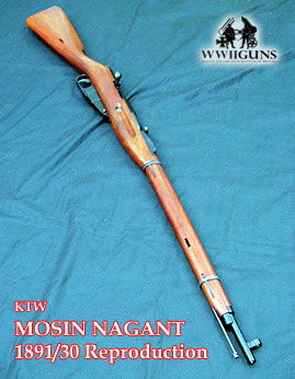 Mosin-Nagant rifle model 1891/30