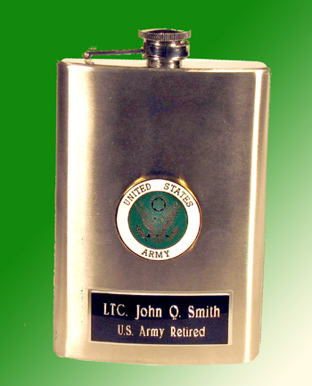 8 oz drinking flask - Click Image to Close