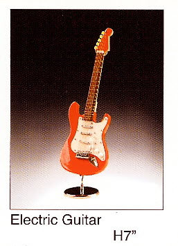 miniature guitar - Click Image to Close