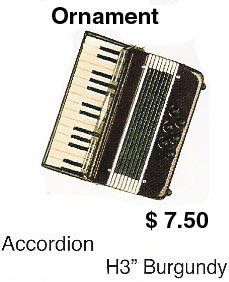 miniature Accordian - Click Image to Close