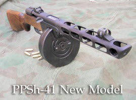 PPSH-41 SMG - Click Image to Close