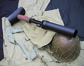 Japanese grenade launcher - Click Image to Close